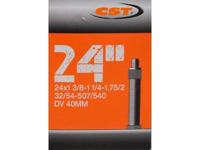 """CST Slange - 24 x1 3/8"""" - Almindelig ventil"""