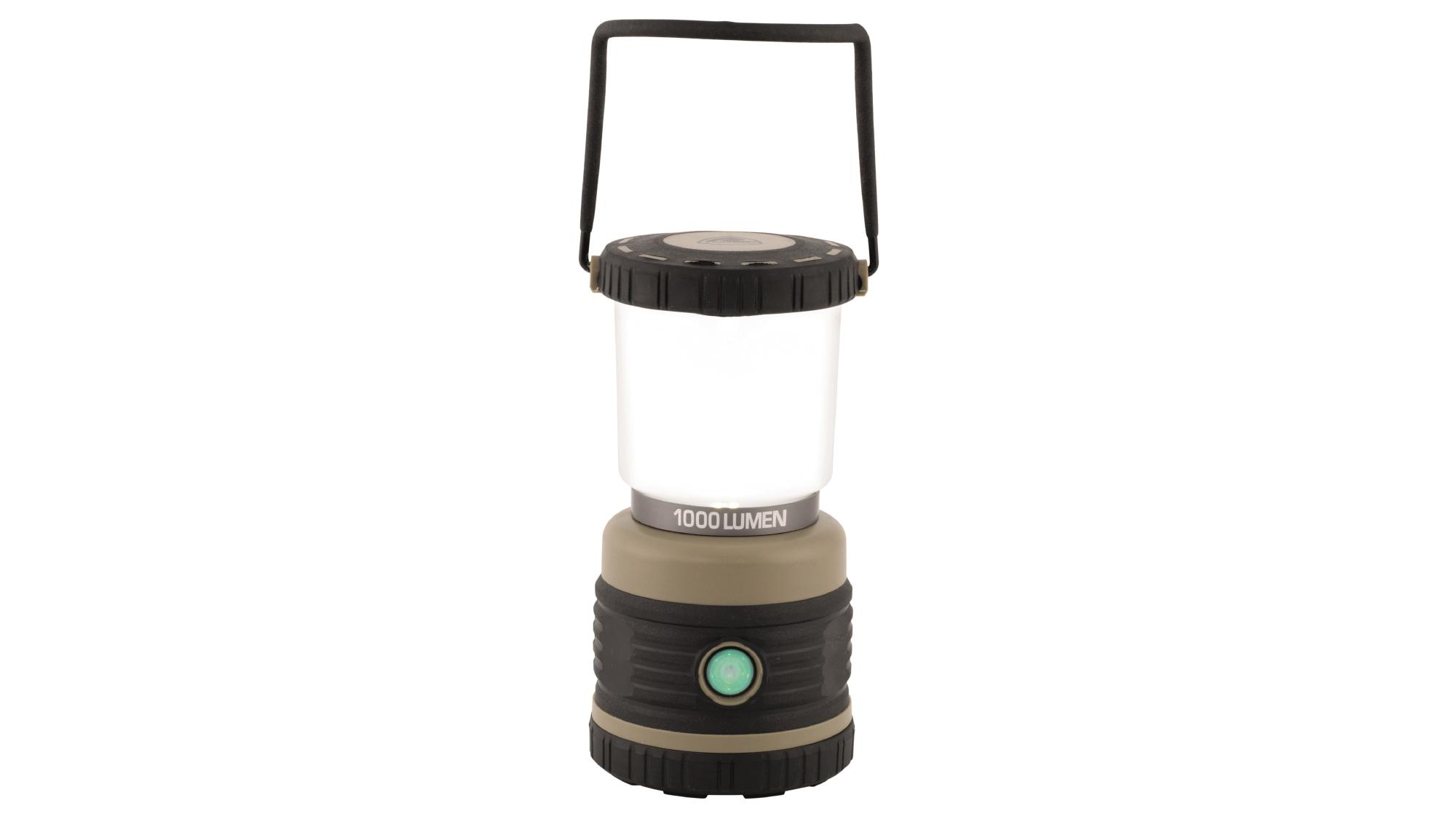 Robens Lighthouse - Lanterne - Sort/Grå   Flashlight