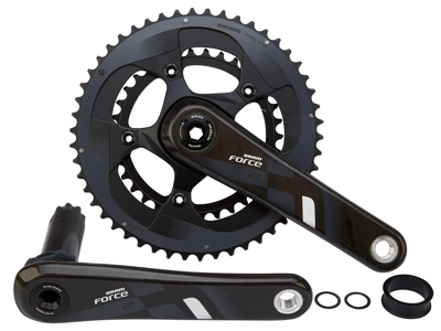 Sram Force 22 Compact - Kranksæt 50-34 tands - BB30
