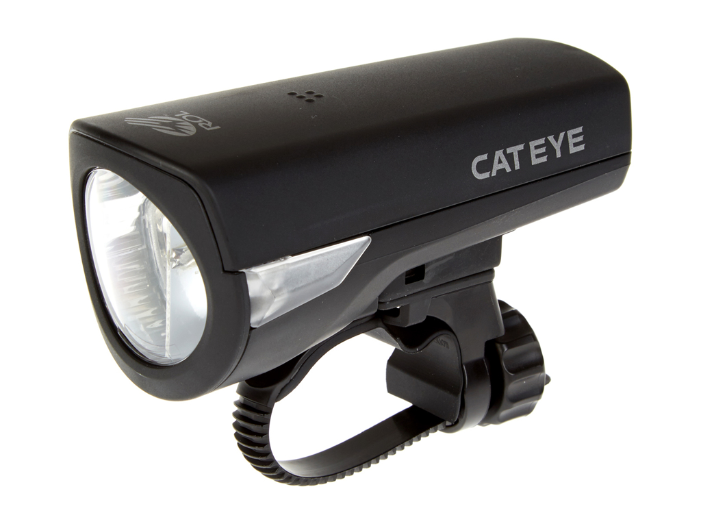 Image of   Cykellygte Cateye HL-EL340RC 1 Rol LED 1000 Candela