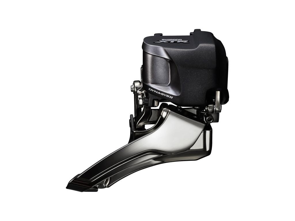 Image of   Shimano XTR Di2 - Forskifter FD-M9070 - 2 x 11 gear med spændebånd