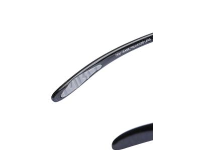 DLX AMP - Sportsbrille med TR90 fleksibel stel - Sort