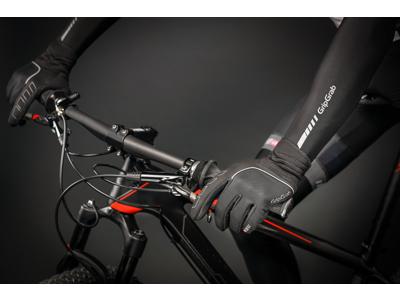 Cykelhandsker overgangshandske GripGrab Hurricane sort