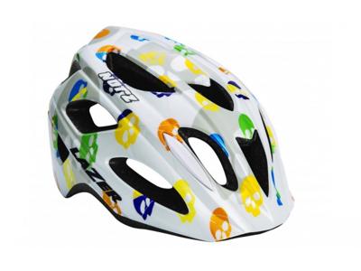 Lazer - Cykelhjelm - Nut'Z Skulls - Multicolor - 50-55 cm