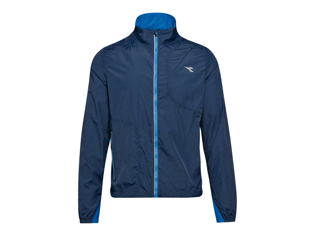 Image of   Diadora Wind Jacket - Løbejakke Herre - Blå - Str. XL