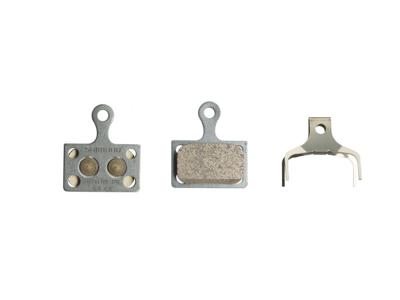 Shimano - Bremseklods til disk - Dura Ace BR-R9170 Kaliber - Type Metal K04Ti
