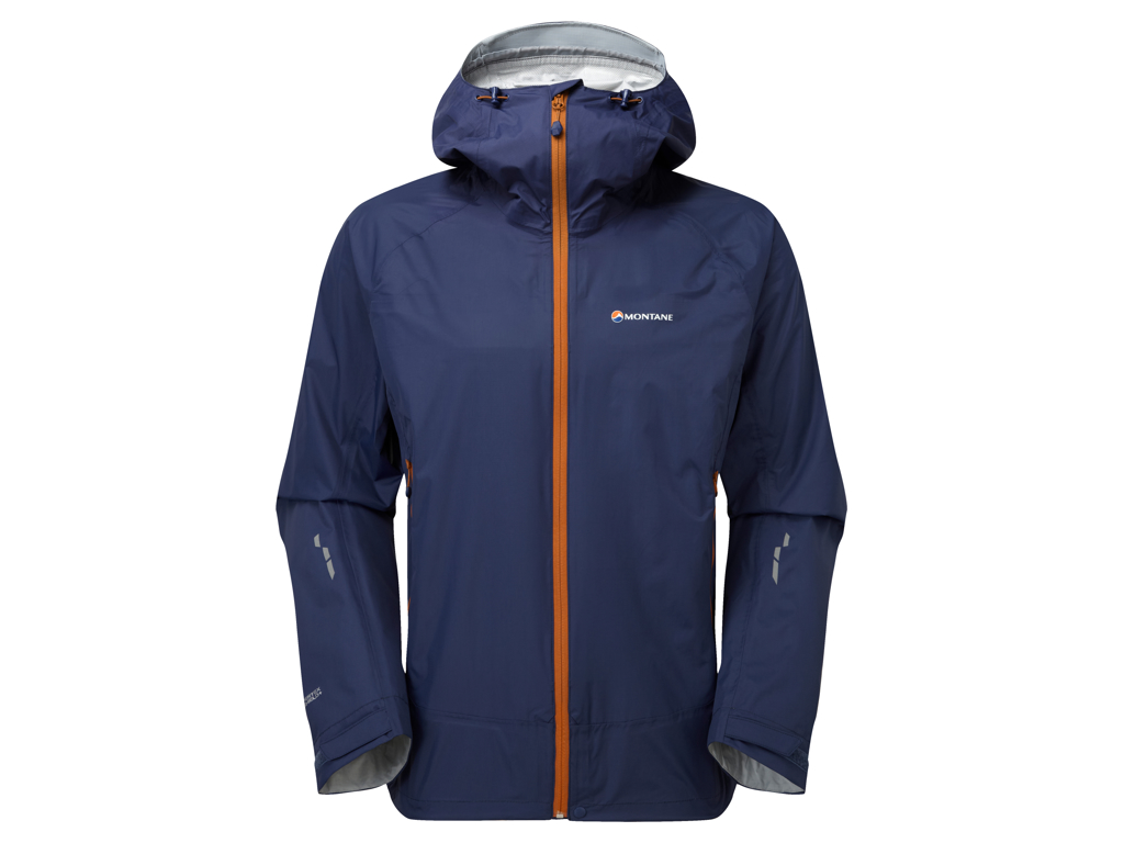 Image of   Montane Atomic Jacket - Skaljakke Mand - Navy - Large
