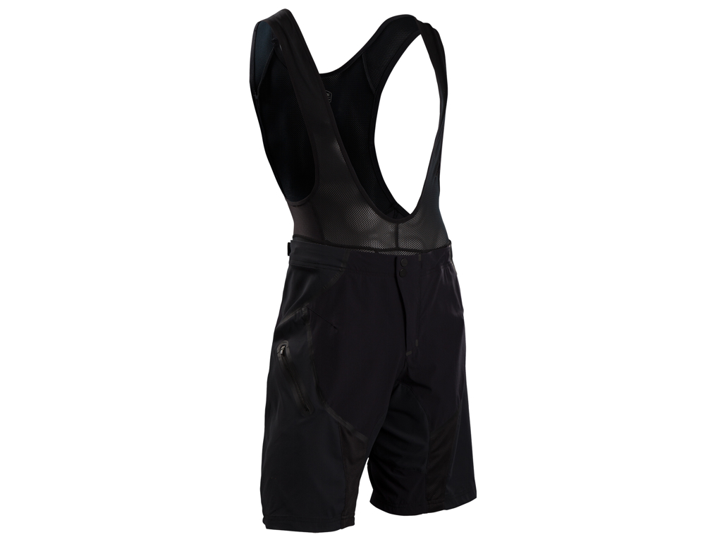 Image of   Sugoi RSX Suspension Shorts - Loose fit - Sort - Str. S