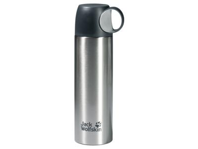 Jack Wolfskin - Termoflaske Cup 0,5 liter - Steel grey