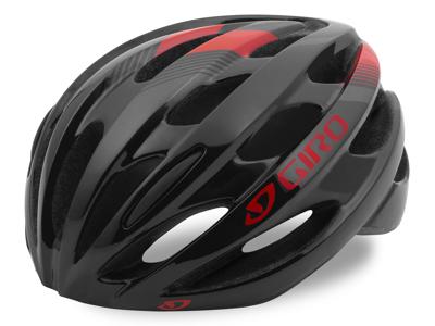 Giro Trinity Sport ROC - Cykelhjelm - Str. 54-61 cm - Sort/rød