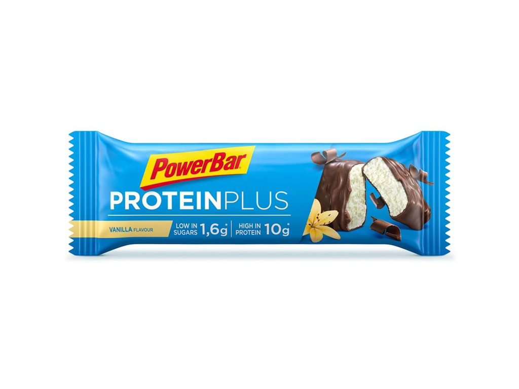 Image of   Powerbar Protein plus - Vanilje - Low sugar - 35 gram