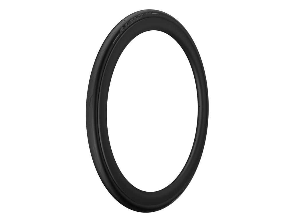 Image of   Pirelli P Zero Velo - Foldedæk 700x23c - Sort/grå