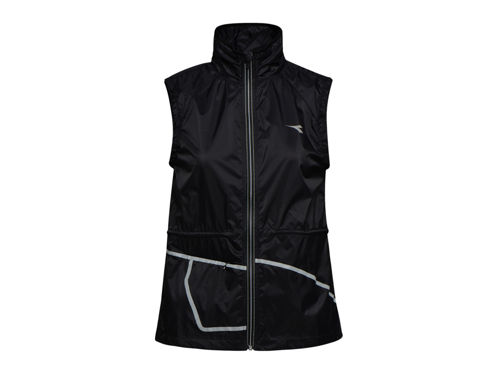 Image of   Diadora L. Vest - Løbevest Dame - Sort - Str. XL