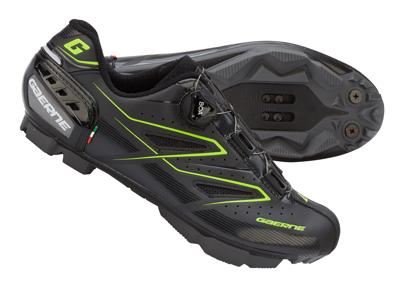 Gaerne G_Hurricane - MTB sko - Sort