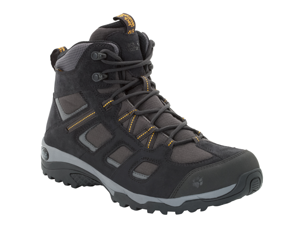 Jack Wolfskin Vojo Hike 2 Texapore Mid M - Vandrestøvle - Hr. Str. 46 - Phantom thumbnail