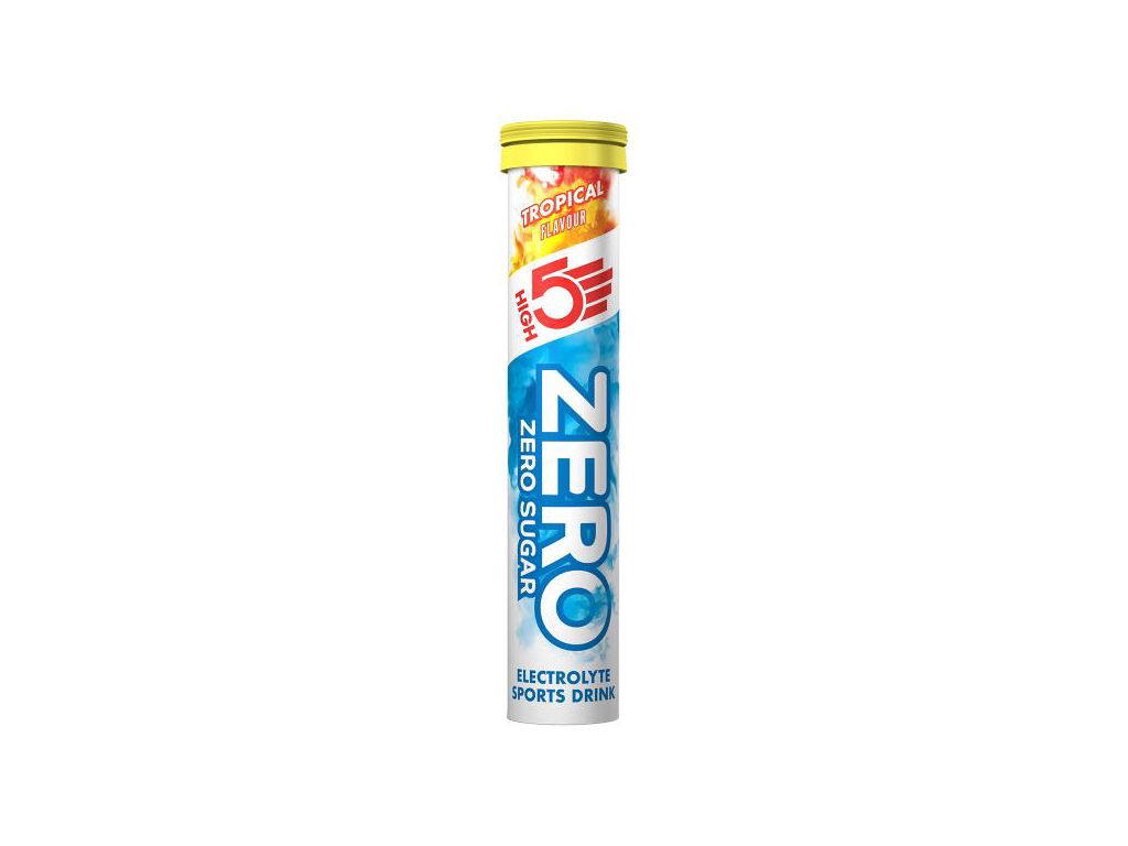 High5 Zero Sports drink - Tropisk 1x20 stk.