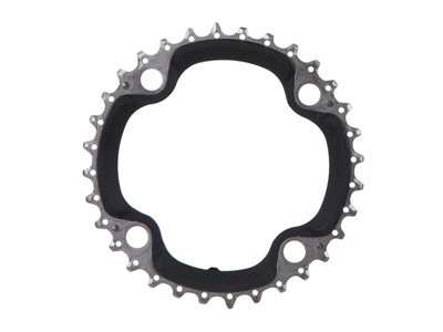 Klinge 32 tands Shimano SLX FC-M660 Triple 9 gear