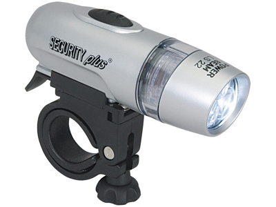Security Plus - Forlygte - 18 lux - 360 graders synlighed