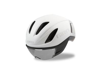 Giro Vanquish Mips - Cykelhjelm - Mat Hvid/Sølv