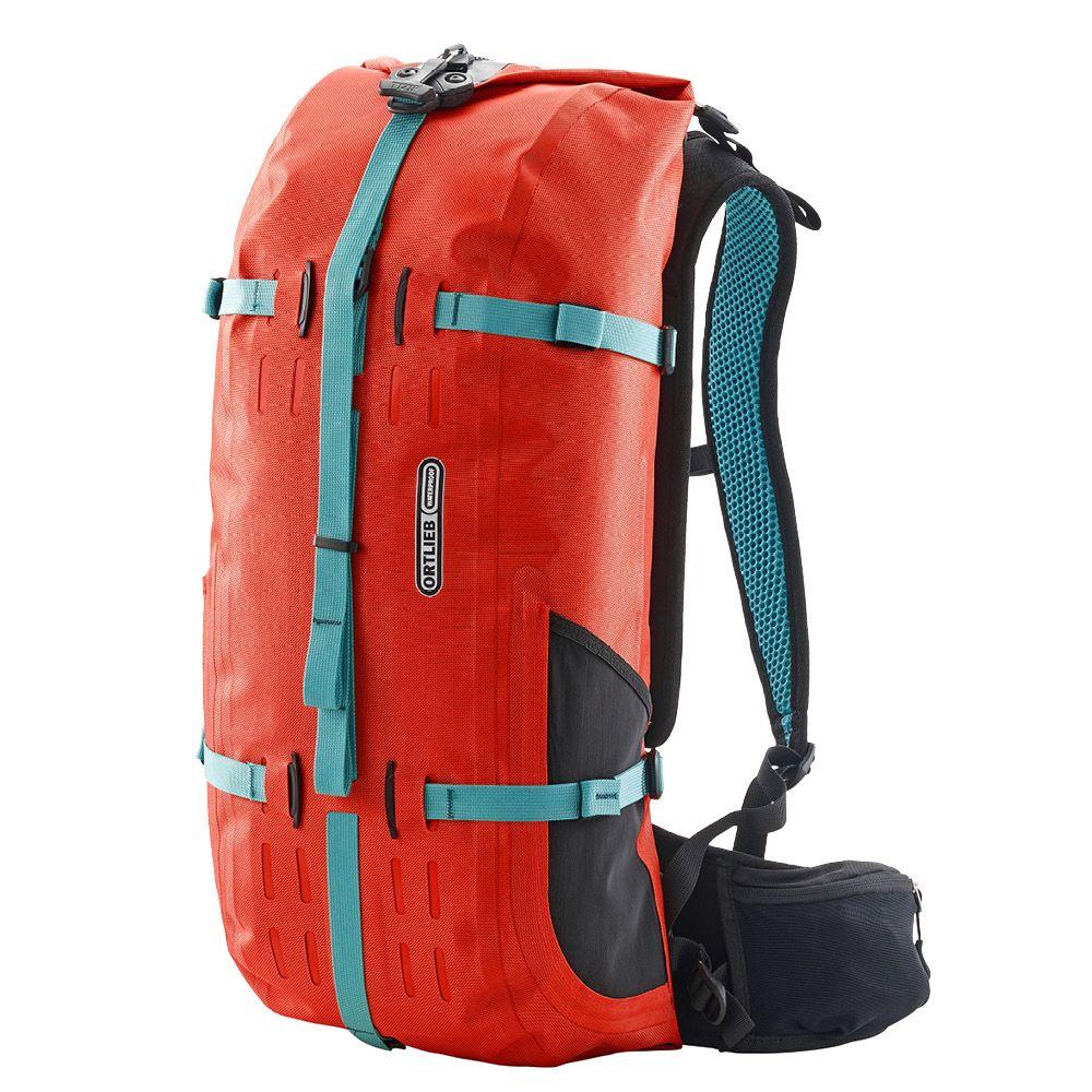 Ortlieb Atrack - Vandtæt rygsæk - Rød - 25 liter | Travel bags
