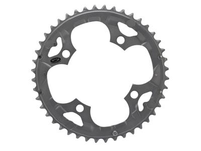 Shimano Deore klinge - 44 tands sølv - Type FC-M590 - 9 gear