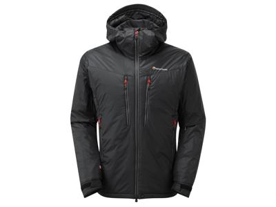 Montane Flux Jacket - Fiberjakke - Herre - Sort