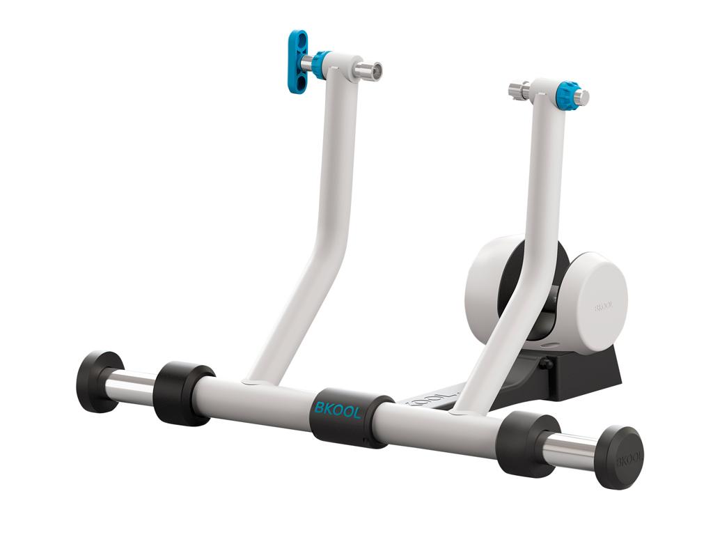 BKOOL Smart Go - Smart hometrainer - Op til 800 watts modstand - Hvid