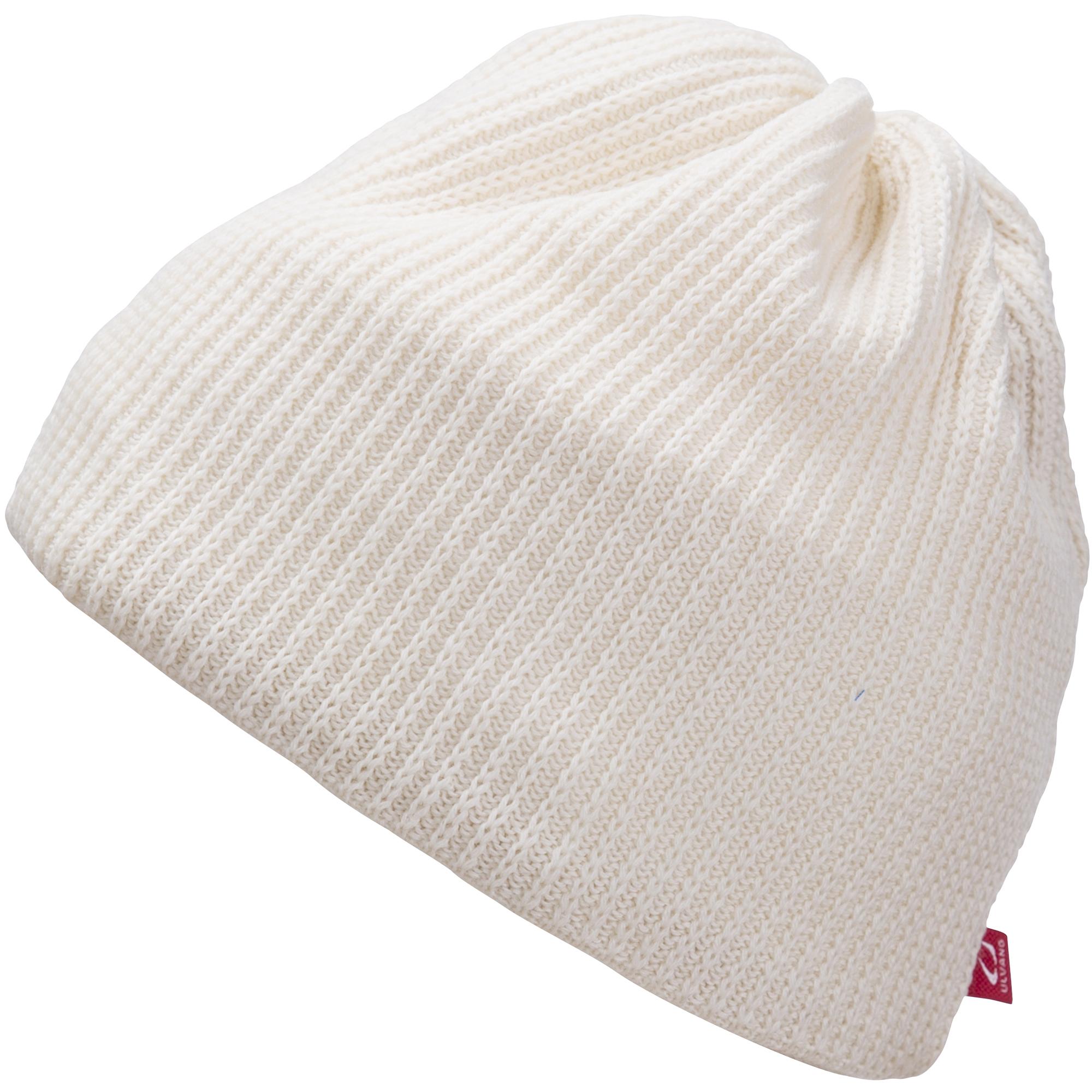 Ulvang Rim Windproof Hat - Uld hue vindtæt - Hvid | Headwear