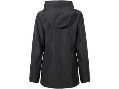 Didriksons Minou Womens Jacket - Vandtæt Damejakke - Sort