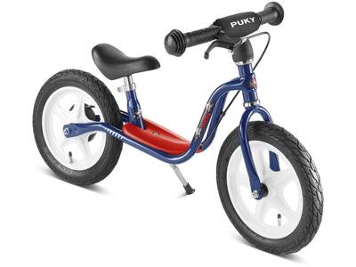Puky - LR 1L - Springcykel - Med broms - 35 cm - Blå/Mörkblå