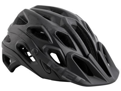 Met Lupo MTB hjelm - Sort - Str. 59-62 cm