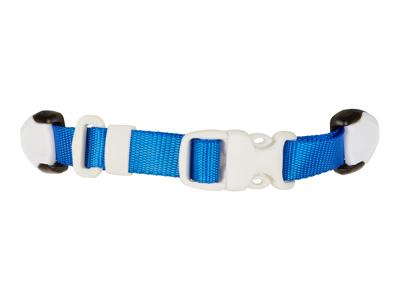 MET Manta cykelhjelm - Hvid/blå