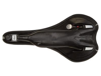 Selle Italia SLR TM S - Cykelsadel - Sort