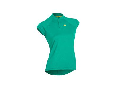 Sugoi RPM Jersy - Cykel T-Shirt - Dame - Grøn - Str M