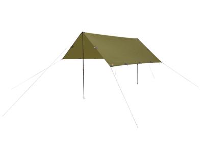 Robens Tarp 3 X 3 - Trail Tarp - Grön