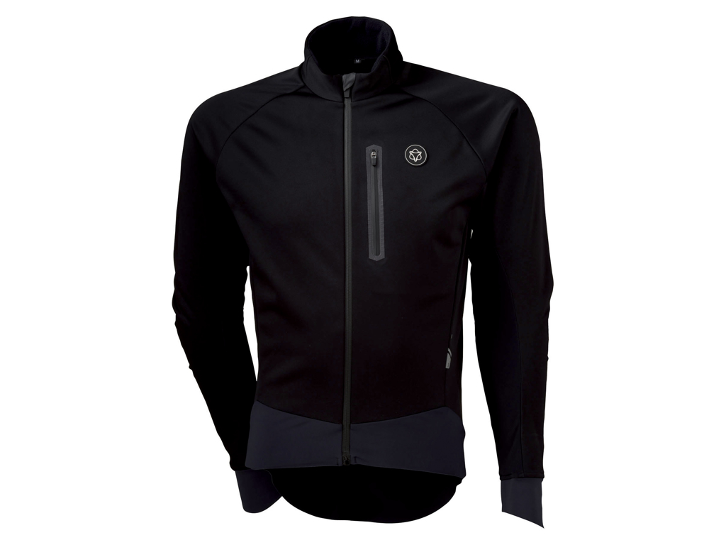 Image of   AGU JACKET PRO WINTER SOFTSHELL BLACK S