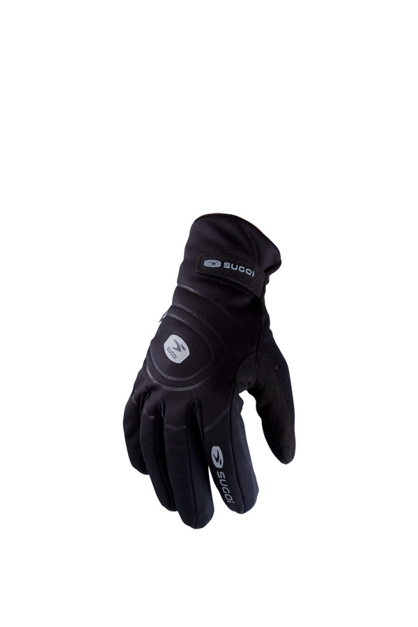 SUGOi RSL Zero Glove - Løbehandske vinter - Sort | Gloves