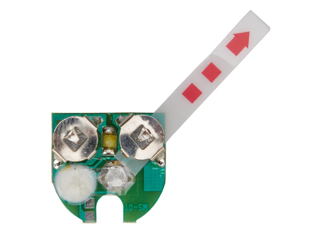 Image of   Printplade til forlygte med 1 LED