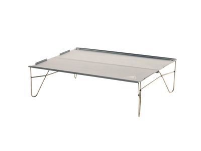 Robens Wilderness Cooking Table - Kogebord - 36 x 25 x 10 cm - Grå
