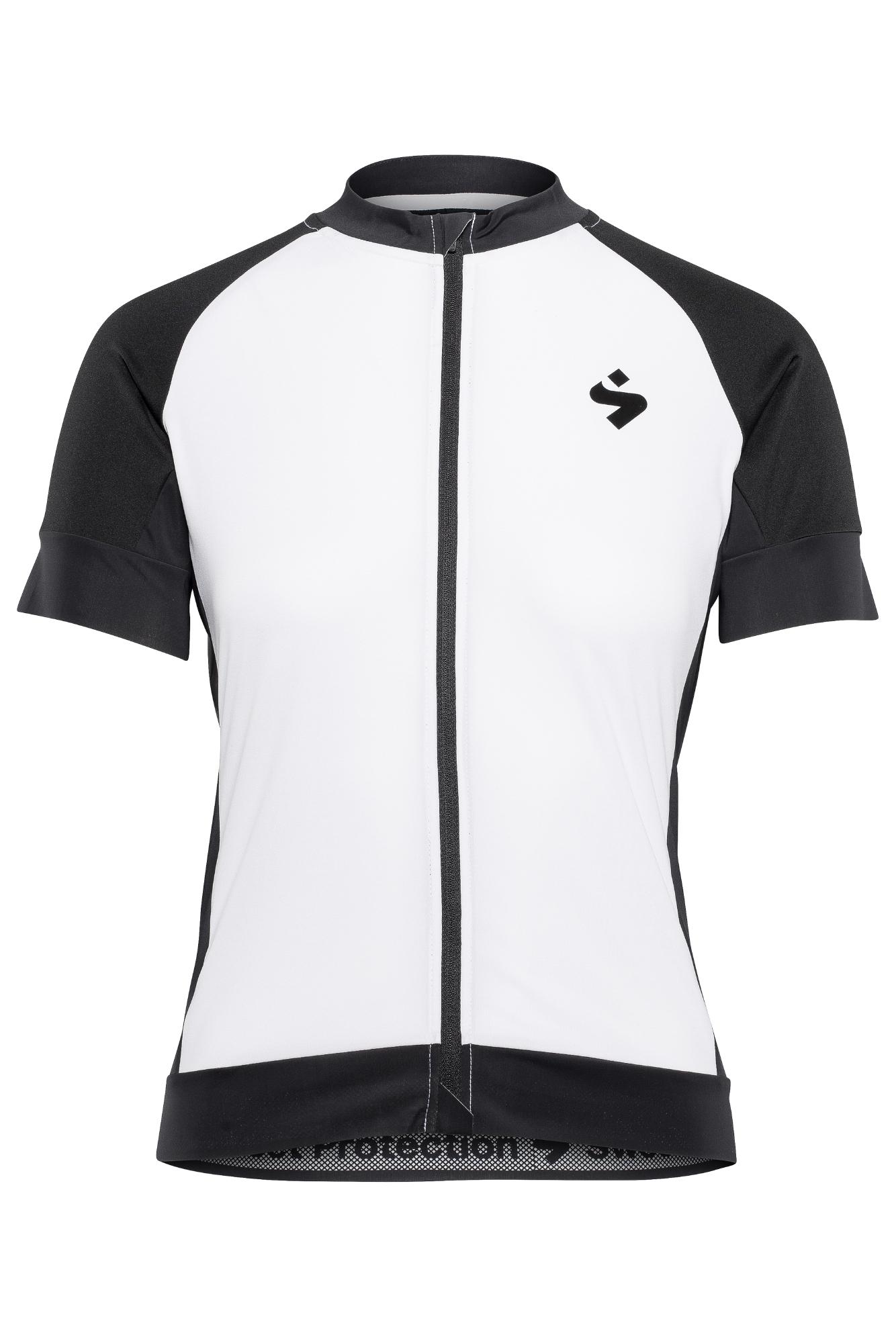 Sweet Protection Crossfire Jersey W - Dame cykeltrøje - Hvid | Jerseys