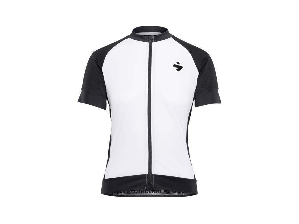 Sweet Protection Crossfire Jersey W - Dame cykeltrøje - Hvid - Str. M thumbnail