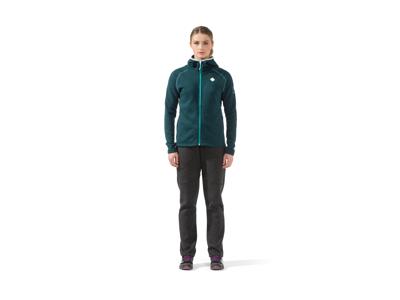 Didriksons Cimi Women - Trøje - Mørk grøn