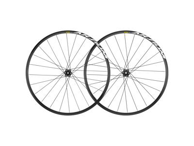 Mavic Aksium Disc - Hjulsæt - Sort - Sram/Shimano - Intl. 6 bolt