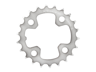 Shimano Deore - Klinge 22  tands FC-M510 Triple 9 gear