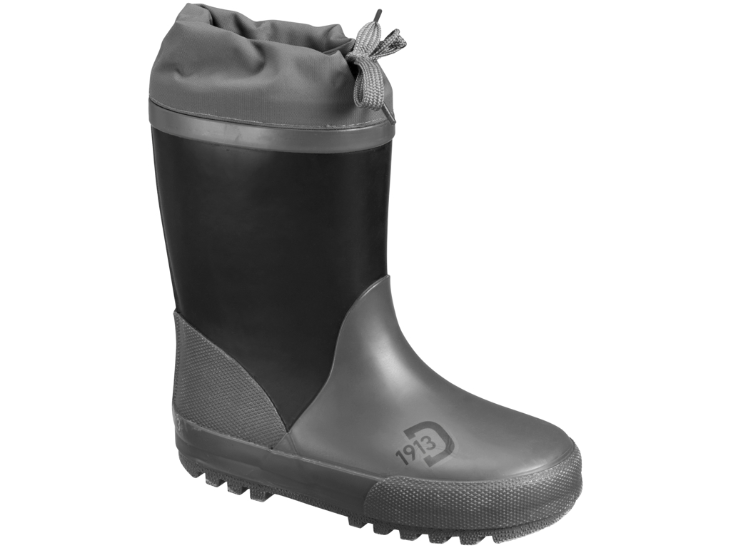 Image of   Didriksons - DI500656 SLUSH KIDS W BOOTS - 060/BLACK - Str. EU34