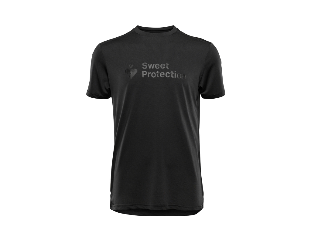 Sweet Protection Hunter Jersey - Cykeltrøje - Sort