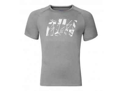 Odlo Raptor - Løbe t-shirt - Grå melange