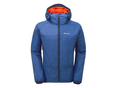 Montane Prism Jacket - Fiberjakke - Herre - Blå