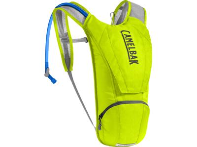 Camelbak Classic - Rygsæk 3 L med 2,5 L vandreservior - Lime Punch/Sølv