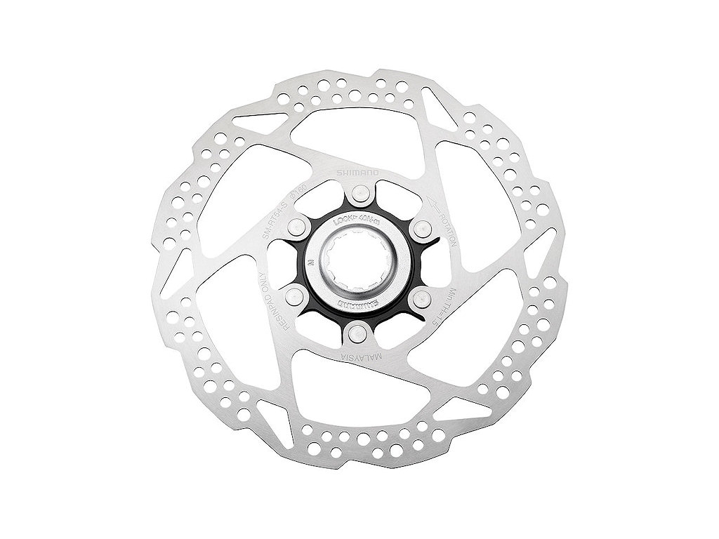 Image of   Shimano Alivio - Rotor for skivebremse 160mm til center lock